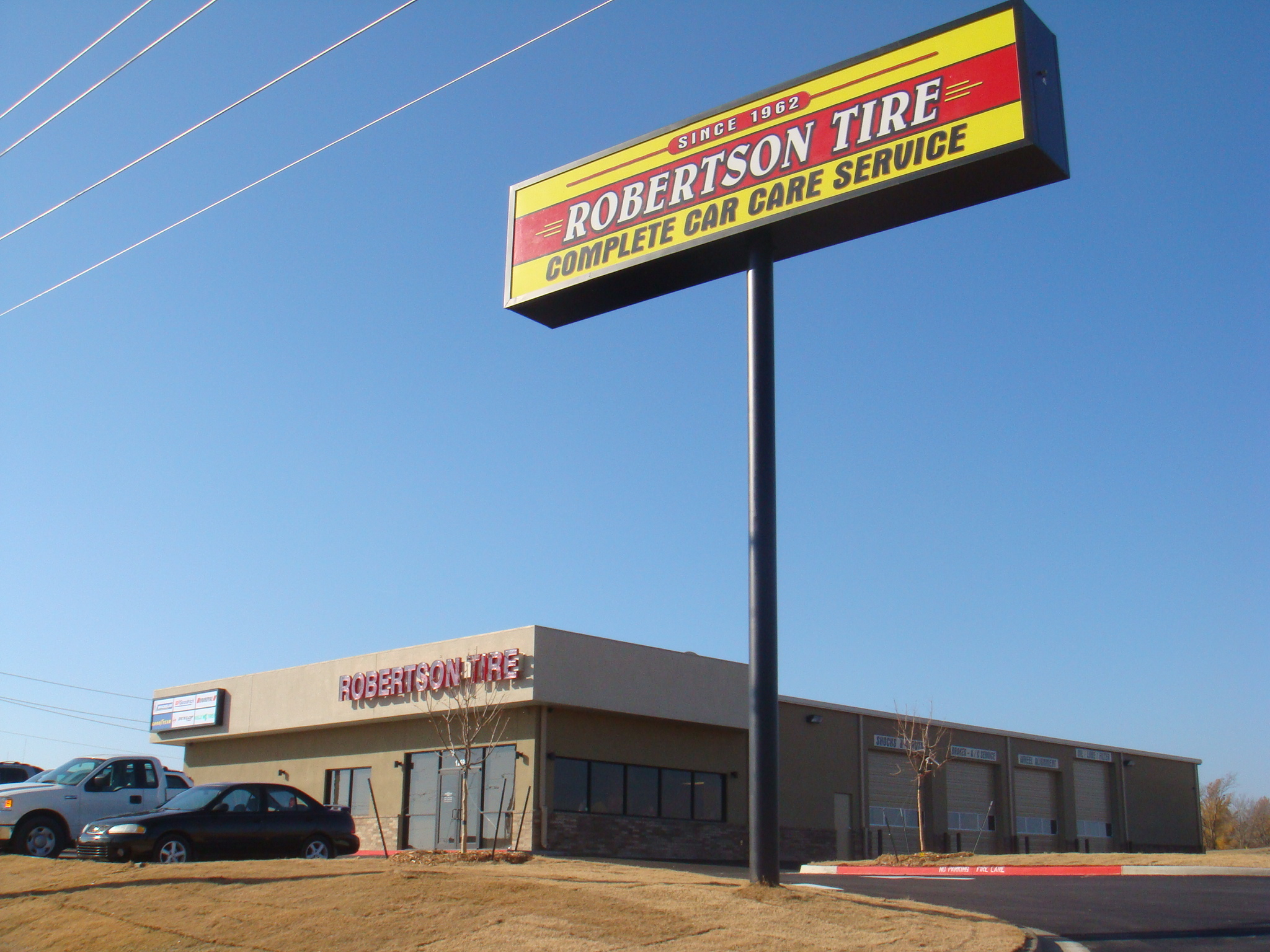 Tire Shops Near Me Open On Sunday >> Contact Robertson Tire Tires And Auto Repair Shop In Tulsa Ok