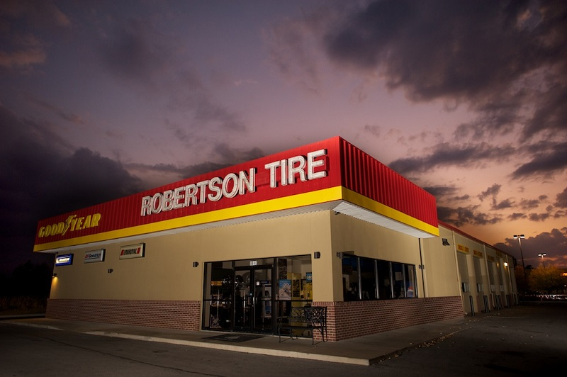 Contact Robertson Tire   Tires And Auto Repair Shop in ...